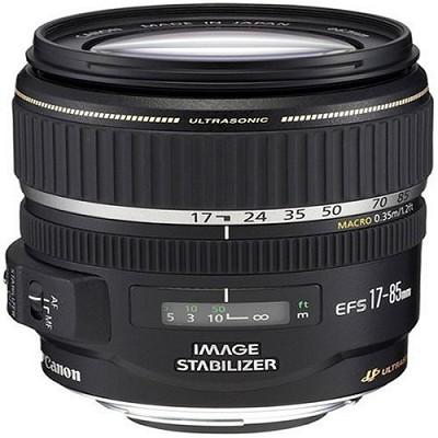 EF-S 17-85mm F/4-5.6 IS USM Lens - REFURBISHED