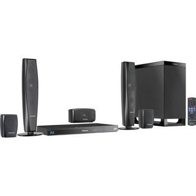 SC-BTT370 5.1 Channel 3D Blu-Ray WiFi Cinema Surround Home Entertainment System
