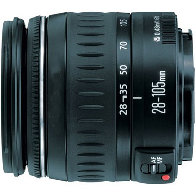 EF 28-105mm F/4-5.6 Autofocus Lens, With Canon 1-Year USA Warranty