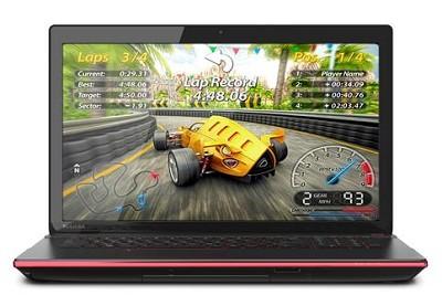 Qosmio 17.3`  X75-A7295 Notebook PC - Intel Core i7-4700MQ Processor OPEN BOX