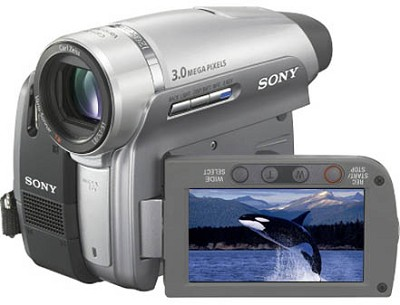 Handycam DCR-HC96 Mini DV Digital Camcorder