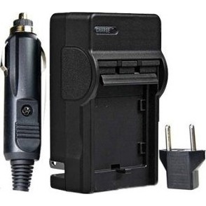 AC/DC Rapid Universal battery charger for Canon NB-6L Batteries (QC-902)