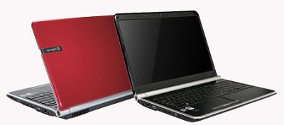 NV5216U 15.6-inch 4GB RAM, 320GB HD 6-Cell (RED) Notebook PC