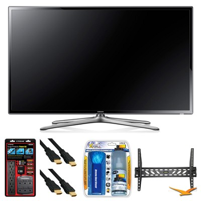 UN40F6300 40` 120hz 1080p WiFi LED Slim Smart HDTV Wall Mount Bundle