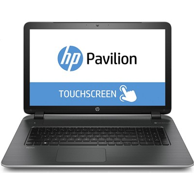 Pavilion 17-F023CL 17.3` Touchscreen AMD QuadCore A10-5745M Notebook