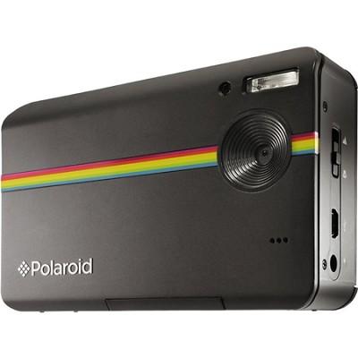 Z2300 10MP 2x3` Instant Digital Camera with ZINK Zero Ink (Black) - OPEN BOX
