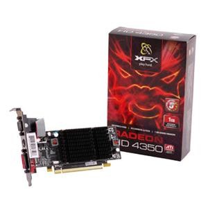 Radeon HD 4350 Graphics Card HD { HD435XZAH2 }