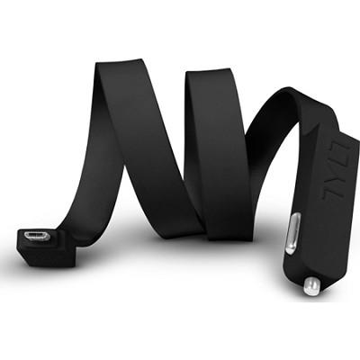 BAND Car Charger Micro USB - Black
