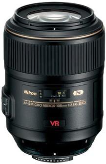 105mm f/2.8G ED-IF AF-S VR Micro-Nikkor Close-up Lens **REFURBISHED**
