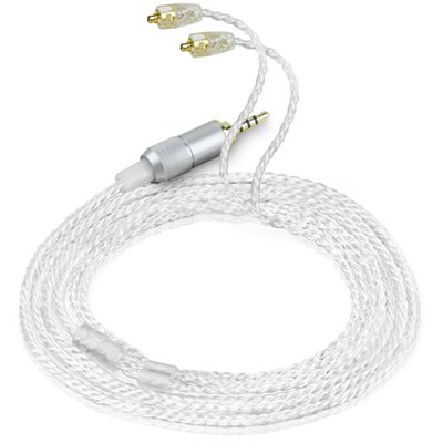 RC-SE1B Replacement Cable for Shure Balanced Earphones & Other Brands