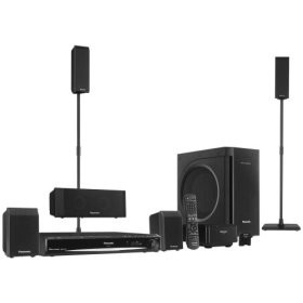 SC-PT760 DVD Home Theater System