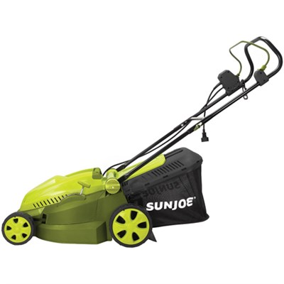 16` 12 AMP Maintenance Free Instant Start Electric Lawnmower - MJ402E