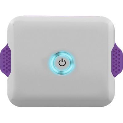 EP-03-4400W-PPL Enerpak Flexi Portable USB Battery + Charging Cable White/Purple