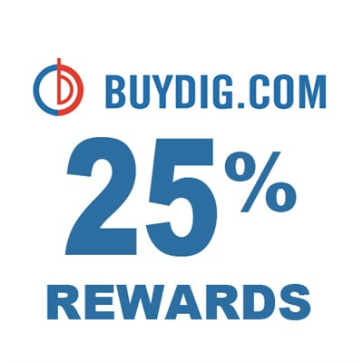 25% REWARDS (Issued 2-4 weeks after product is delivered)