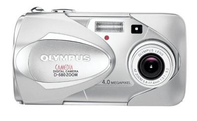 D-580 Digital Camera