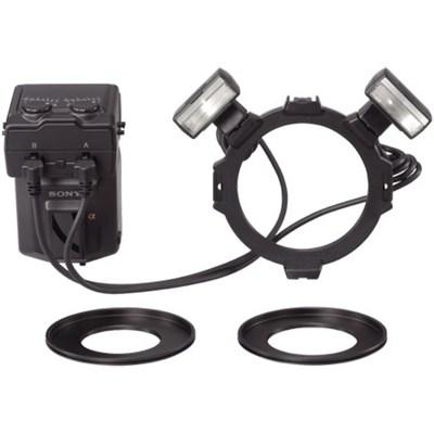 Macro Twin Flash Kit for Alpha - HVL-MT24AM