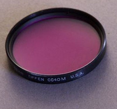55mm CC40M Magenta Color Compensating (40M)