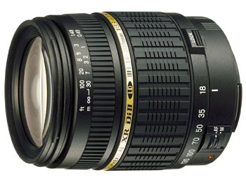 18-200mm F/3.5-6.3 AF DI-II LD IF Lens For Pentax - OPEN BOX