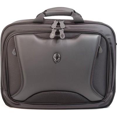 Alienware Orion M17x Ballistic Nylon 17.3` Black Laptop Messenger Bag (ScanFast)
