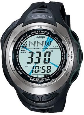 PAW1200-1V Black Pathfinder G-Shock Watch w/ Resin Band