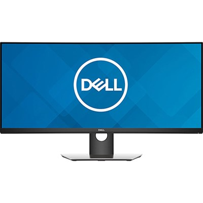 34.1` Edge WLED LCD Curved Monitor - P3418HW