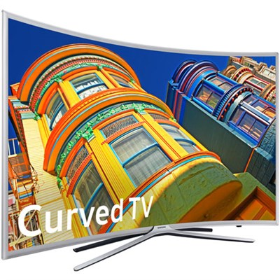 UN49K6250 - 49` Class K6250 6-Series Curved 1080p Full HD Smart LED TV
