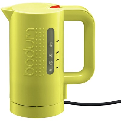 Bistro Electric 0.5 l, 17 oz Water Kettle - Green