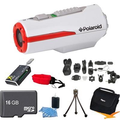 XS80HD 1080P Sports Video Camera Ultimate Bundle