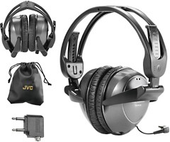 HA-NC100 Noise Canceling Foldable Headphones