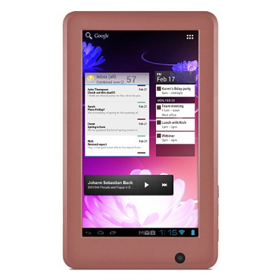 eGlide Steal 7` Capacitive Touch Screen Internet Tablet with Android 4.0
