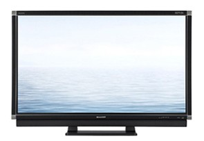 LC-52SE94U - AQUOS 52` High-definition 1080p 120Hz LCD TV