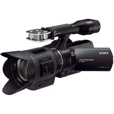 NEX-VG30H Handycam Interchangeable Lens HD Camcorder and Lens