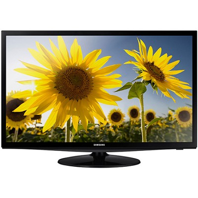 UN28H4000 - 28-Inch Slim LED HD 720p TV Clear Motion Rate 120