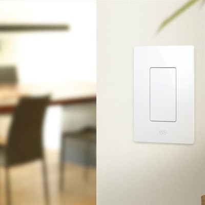 Eve Wireless Smart Light Switch