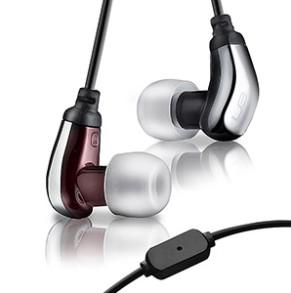 SuperFi 5vi Noise-Isolating Earphones w/ Microphone