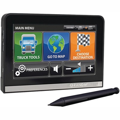 0-528-00328-3 - IntelliRoute TND 510 Trucker Navigation GPS