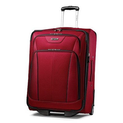 Glyde 2 25-in. Expandable Wheeled Upright Red