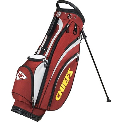 NFL Kansas City Chiefs Golf Carry Bag