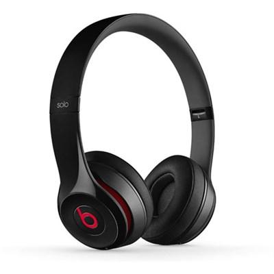 Dr. Dre Solo2 Wireless On-Ear Headphones (Black)