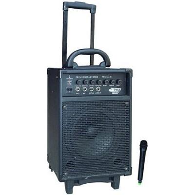 300 Watt VHF Wireless Battery Powered PA System with Echo