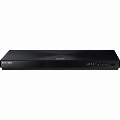 BD-F6700 - 4K Upscaling 3D 7.1 Blu-ray Player with WiFi - OPEN BOX