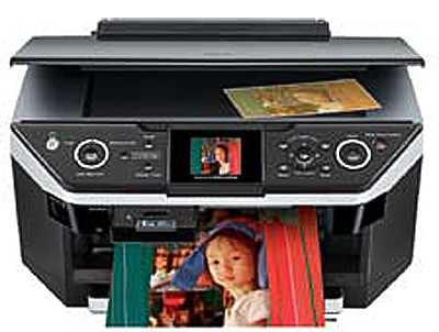 Stylus Photo RX680 All-in-One Ultra High Definition Printer