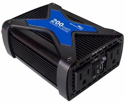 PRO-200W 200 Watt Power Inverter