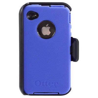 Defender Case for iPhone 4 (Blue)