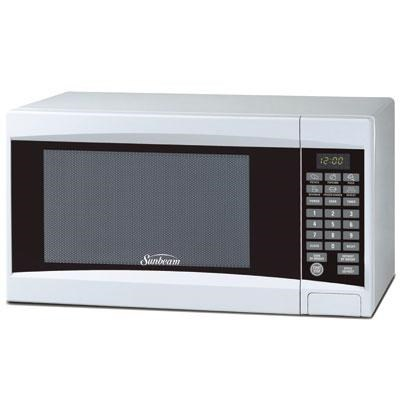 Sunbeam .7cu Microwave Oven Wh