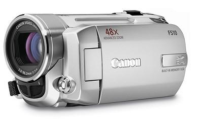 FS10 SD + HDD Dual Flash Memory Camcorder