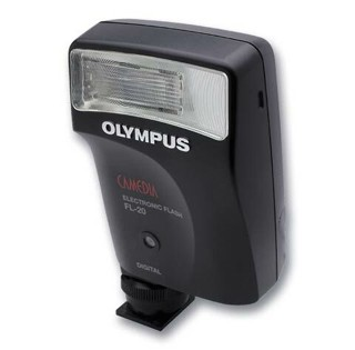 FL-20 Flash for Olympus Digital Cameras one year usa and international warranty
