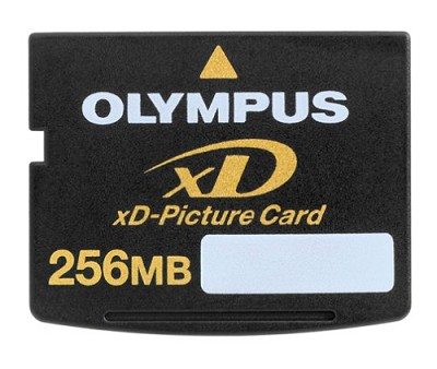 256MB xD MEMORY CARD ( A Necessity)