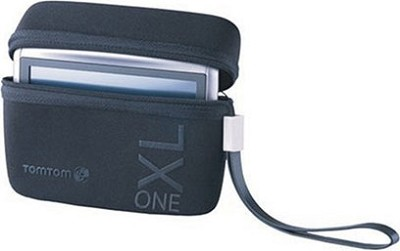 TomTom One XL Carrying Case and Strap (Black)