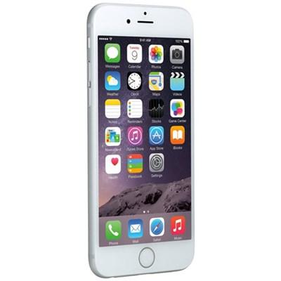 iPhone 6, Silver, 16GB, AT&T - Refurbished - MG4P2LL/A